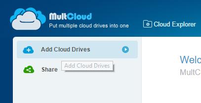 Add Cloud Drives