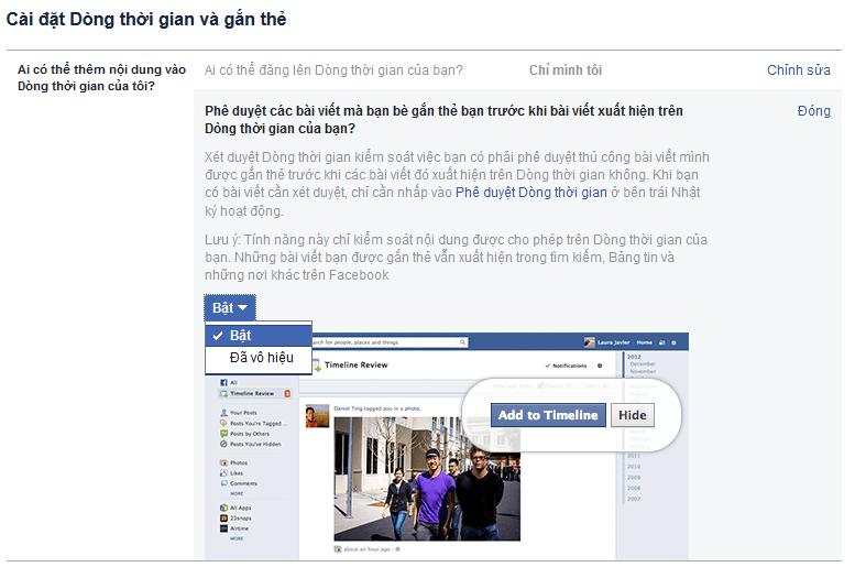 bat kiem duyet tag tren facebook