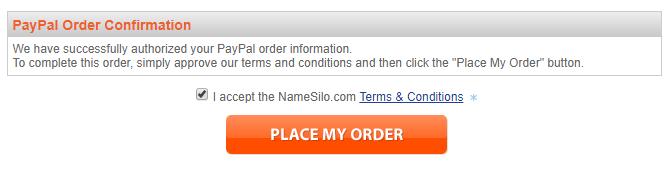 Hướng dẫn gia hạn tên miền (renew domain) trên Namesilo