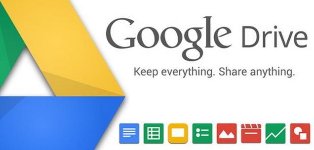 Dịch vụ lưu trữ đám mây Google Drive
