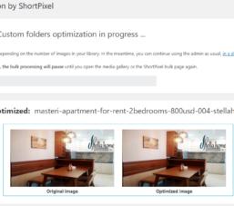 Nén hình ảnh trên WordPress với plugin Shortpixel