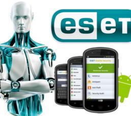 Miễn phí phần mềm ESET Mobile Security Premium 2020