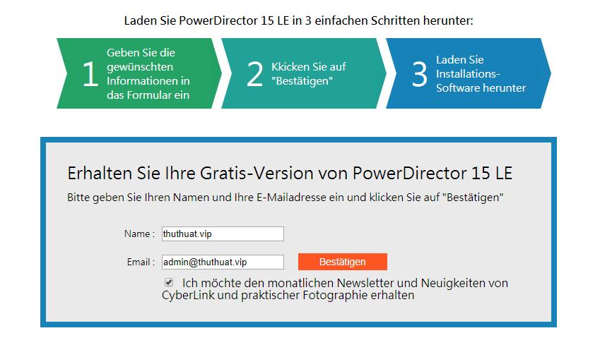 PowerDirector 15 LE