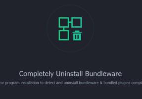 Gỡ phần mềm triệt để với IObit Uninstaller Pro 10.4