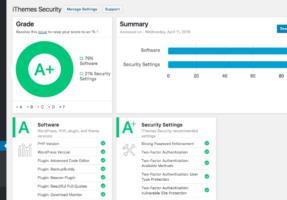 Plugin bảo mật cho WordPress iThemes Security Pro 6.3.2