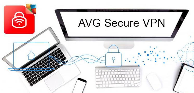 Dùng thử 30 ngày phần mềm ẩn IP AVG Secure VPN