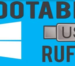 Công cụ tạo usb boot – Rufus 3.1 chính thức phát hành