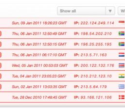 Chặn tất cả lượt truy cập có IP đến từ Trung Quốc với file htaccess