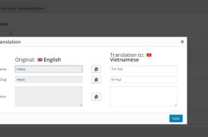 Fix lỗi 404 khi sử dụng plugin WPML – The WordPress Multilingual Plugin