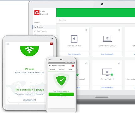 Miễn phí 3 tháng phần mềm diệt virus mạnh mẽ Avira Prime