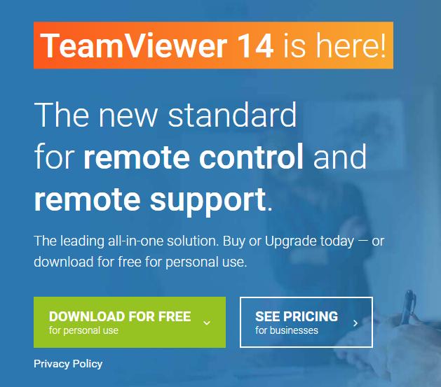Tải về Teamviewer
