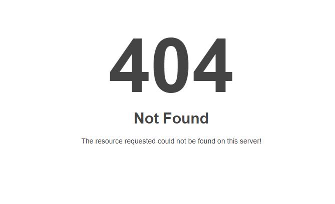 404 cyberpanel