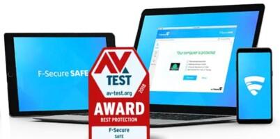 Miễn phí phần mềm diệt virus F-Secure SAFE Internet Security 2021