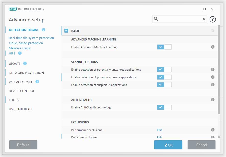 Phần mềm eset internet security
