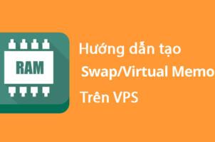 Hướng dẫn tạo bộ nhớ ảo Swap trên VPS sử dụng CentOS