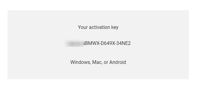 Key Malwarebytes Premium