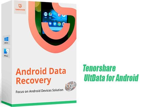 Khôi phục dữ liệu cho Android – Tenorshare UltData