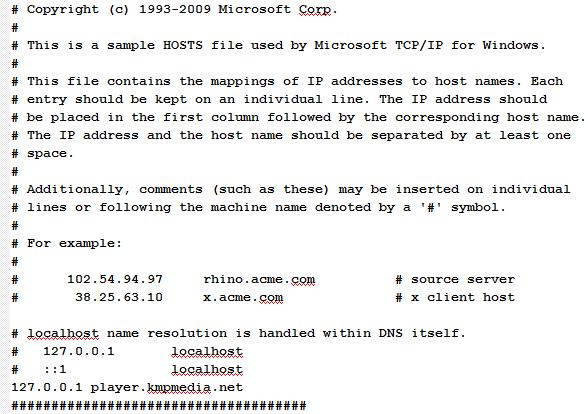 Filehost Windows