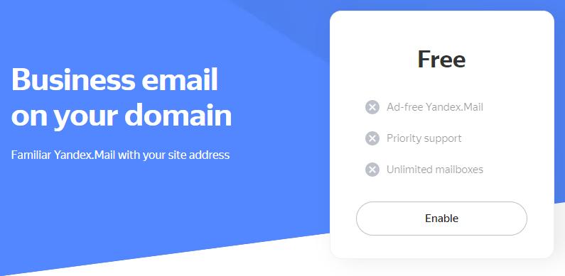 Hướng dẫn cách xóa tổ chức trong Yandex Email