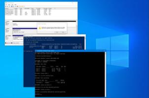 Cách xóa phân vùng ổ đĩa trên Windows 10