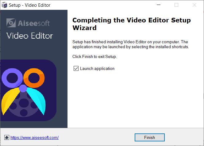 Aiseesoft Video Editor Pro bản quyền
