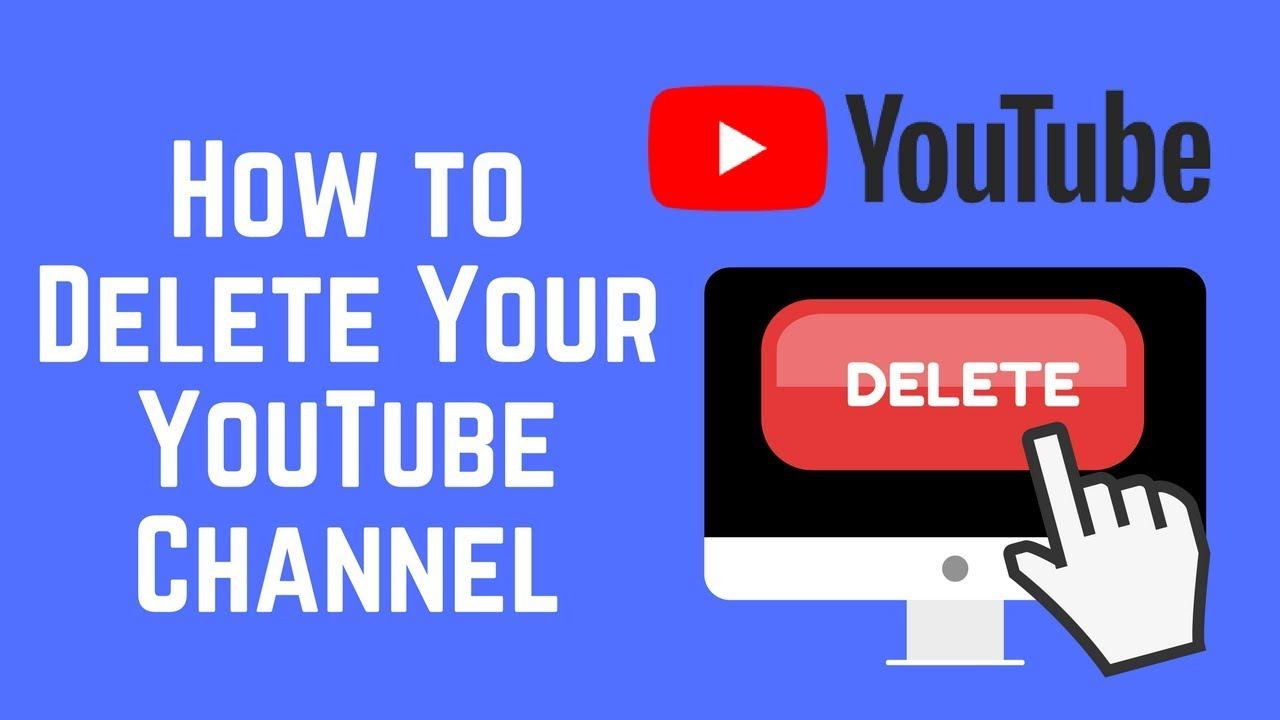 Cách xóa kênh hoặc tài khoản YouTube