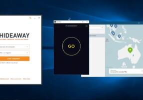 Miễn phí 1 năm phần mềm ẩn IP – HideAway VPN