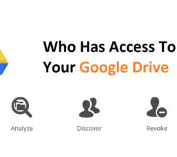 Cách xem ai có quyền truy cập vào dữ liệu trong Google Drive