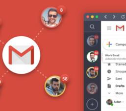 cách quản lý nhiều tài khoản gmail