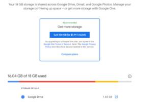Hướng dẫn cách dọn dẹp hộp thư đến Gmail