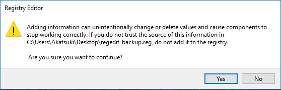 Khoi Phuc Registry Windows 10