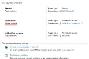 Phát Wifi trên Windows 10, 8, 7 không cần phần mềm