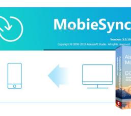Đồng bộ dữ liệu giữa các thiết bị iOS với Aiseesoft MobieSync