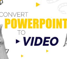 Cách chuyển PowerPoint sang Video