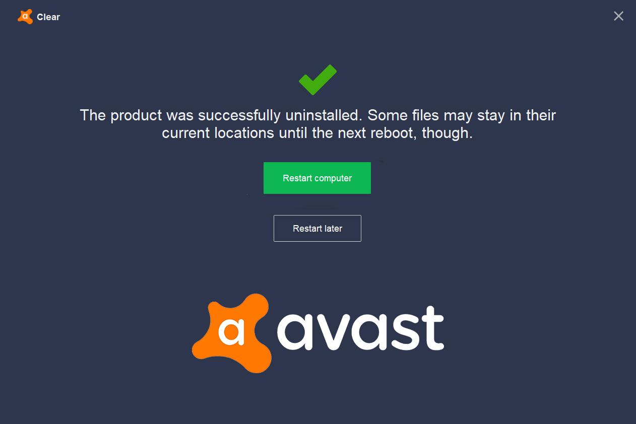 5 Cách gỡ bỏ hoàn toàn Avast khỏi Windows 10