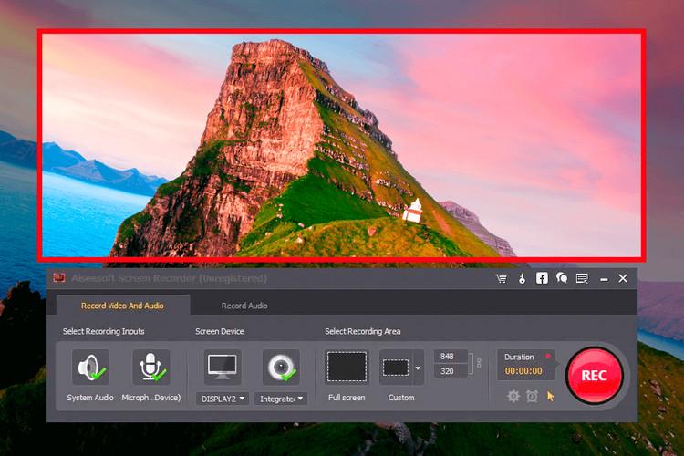 Aiseesoft Screen Recorder – Quay video, ghi âm và chụp ảnh màn hình chuyên nghiệp