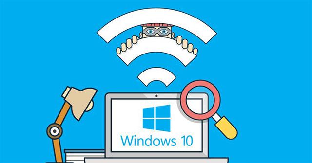 Cách lấy lại biểu tượng mạng bị mất trên thanh Taskbar Windows 10