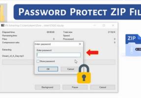 Cách đặt mật khẩu bảo vệ file nén ZIP trên Windows 10