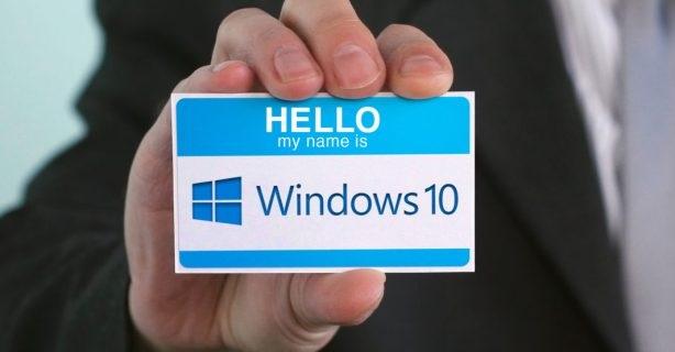 Cách thay đổi tên máy tính trong Windows 10