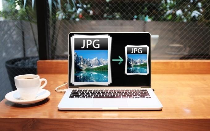 Cách giảm dung lượng ảnh JPG giữ nguyên chất lượng trong Windows 10