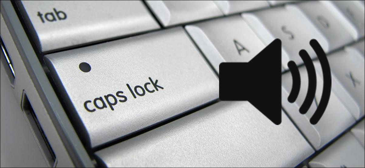 Cách phát âm thanh khi nhấn Caps Lock, Num Lock hoặc Scroll Lock trong Windows