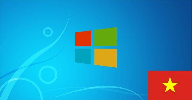 Hướng dẫn cài Tiếng Việt và chuyển đổi ngôn ngữ trong Windows 10