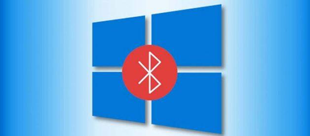 Sửa lỗi mất biểu tượng Bluetooth trong Windows 10