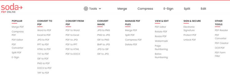 pdf to word converter soda pdf 2