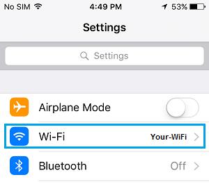 xem mat khau wifi iphone 1