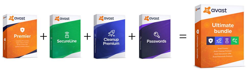 Miễn phí 3 tháng phần mềm diệt virus Avast Ultimate