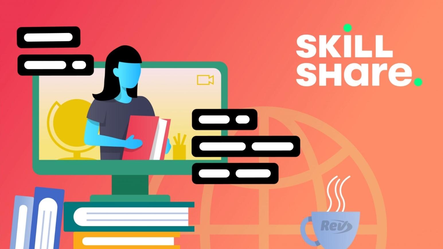 học trực tuyến miễn phí skillshare