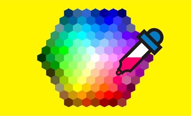 Cách lấy mã màu từ hình ảnh online hoặc dùng ứng dụng