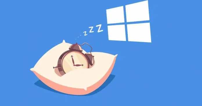 Sửa lỗi máy tính Windows 10 để chế độ Sleep bật không lên