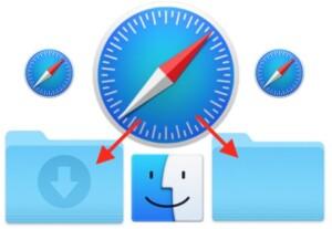Cách thay đổi vị trí lưu file tải xuống từ Safari trên máy Mac
